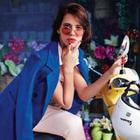 Kalki Koechlin Poses For Cosmopolitan India June 2013 Issue