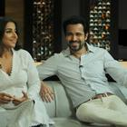 Emraan Hashmi And Vidya Balan On The Front Row With Anupama