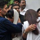 Last Rites Of Father Of Priyanka Chopra