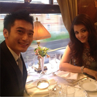 Aishwarya Rai Bachchan At The Longines Dinner On The Orient Express Train
