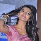 Haasika Latest Stills At Sleep Well Showroom Inauguration Event