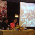 Kareena Kapoor And Ajay Devgan Launch Satyagraha Trailer In London