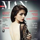 Aditi Rao Hydari's Full Photoshoot From The Man June 2013
