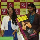 Ranveer And Sonakshi At Mills And Boon Launches Film Lootera