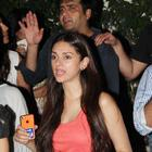 Aditi Rao Hydari amp Arunoday Spotted At Olive Bar