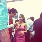 Yami And Sidharth At The Cornetto Couple Hunt Event