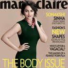 Sonakshi Sinha Shoot For Marie Claire Magazine July 2013 Issue