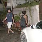 Priyanka Chopra Snapped At Sameer Arya's House
