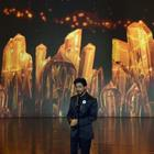 Shahrukh Latest Pics At IIFA Rocks 2013 Event