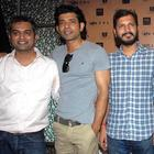 Anurag,Huma And Nawazuddin At SHORTS First Look Launch Event