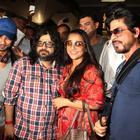Bollywood Celebrities Arrive From IIFA Awards 2013