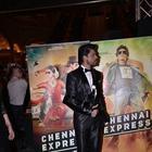 Shahrukh Promotes His Upcoming Movie Chennai Express On IIFA 2013 At Macau