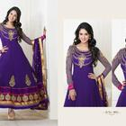 Sonal Chauhan New Photo Shoot For Anarkali Designer Wear 2013