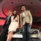 Abhay Deol And Aditi Rao Hydari Launched The Mercedes-Benz B