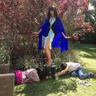 Chitrangda Singh On The Sets Of Her Grazia Shoot In Mauritius