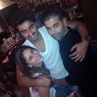 Karan, Kareena And Arjun Party Still