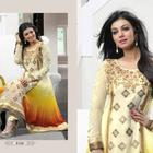 Bipasha Basu And Ayesha Takia On Latest Anarkali Suits AD