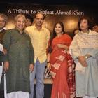 Vidya Balan At Zakir Hussain Musical Concert 2013
