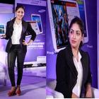 Yami Gautam At The Launch Of Samsung Galaxy Tablet 3