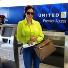 Sridevi Spotted During A US Tour