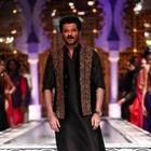 Anil Kapoor Walks For Raghavendra Rathore At AVIBFW 2013