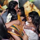 Shahrukh Promotes Upcoming Movie Chennai Express At Ahmedabad