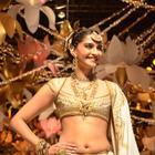 Sonam Kapoor Walks The Ramp In Day 4 At IBFW 2013