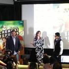 Shahrukh And Deepika Promote Chennai Express In London