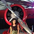 Priyanka Chopra At The Planes Press Junket In LA