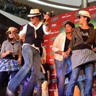 Shahrukh Promotes His Upcoming Movie Chennai Express In Bhopal