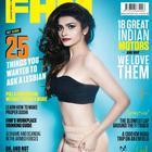 Prachi Desai Hot Photos In FHM India Magazine August 2013