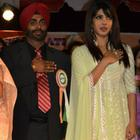 Priyanka Chopra At The India Day Parade 2013 In Los Angeles