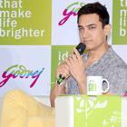 Aamir Khan Visits Godrej Campus In Northeast Mumbai