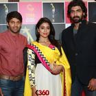 Arya,Shriya And Rana At 2nd Edition Of SIIMA Awards 2013