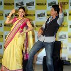 Shahrukh Promotes Chennai Express In Association With Western Union