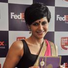 Actress Mandira Bedi Launch FedEx Rakhi Offer