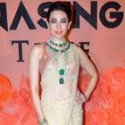 Karisma Walks For Ghanasingh Amp Maheka Mirpuri's Collection Launch
