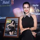 Ameesha Patel Unveils Latest Special Issue Of Maxim
