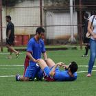 John Abraham And Baichung Support IMG-Reliance Football League