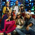 Imran And Sonakshi At Indian Idol Junior For Promote OUATIMD