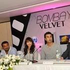 Ranbir,Anushka And Anurag At The Bombay Velvet Conference In Sri Lanka