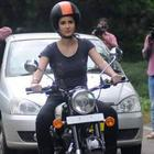 On The Sets Of Dhoom 3 Photo Stills