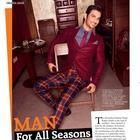 Sushant Singh Rajput Photo Shoot For Grazia Magazine August 2013