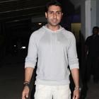 Abhishek,John And Nargis At Madras Cafe Special Screening