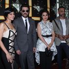 Anil Kapoor,Sonam And Mandira At TV Series 24 Launch Event