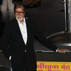 Amitabh Bachchan Flags Off  KBC Hot Seat Van Photos