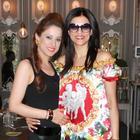 Sushmita Sen And Raveena Tandon Enjoy A Girl's Day Out