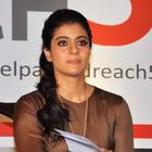 Kajol Devgan Promotes Help A Child Reach Campaign At Event