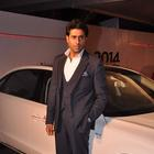 Abhishek And Huma At The Launch Of Audi Autumn Collection 2014