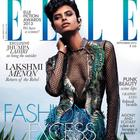 Return of Rebel Supermodel Lakshmi Menon On The Cover Of Elle